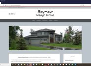 New Home Designer Website Design