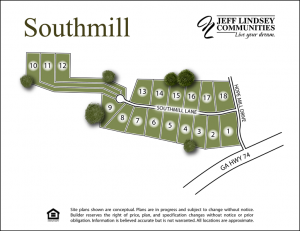 05 - Southmill Site Map